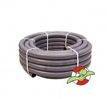 Tlaková PVC hadice s výztuhou z ABS plastu, D40mm - metráž