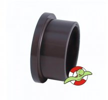 PVC lemový kroužek ( k nalepení ), D75