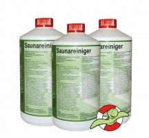 """Přípravek na čištění saun """"Saunareinigen"""", 1l"""