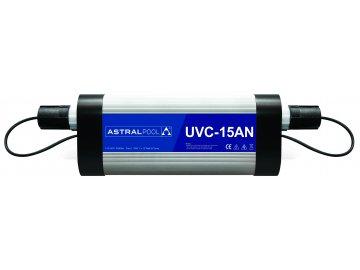 Nízkotlaká UV-C lampa pro soukromé bazény, typ 55AN