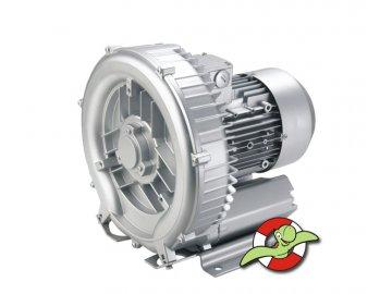 Vzduchovač pro trvalý chod, průtok 145 m3/hod, 400V